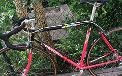 Peugeot Galibier, Shimano 600  500km 54er Rahmen