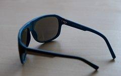 ION Sonnenbrille Slash *schwarz/blau *grün verspiegelt