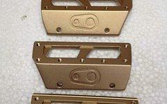 Crank Brothers 5050 X / XX Plate Kit Pedalplatten