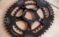 Aribike ovale Kettenblätter 50/35