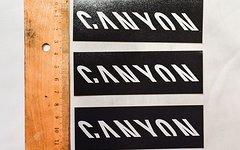 Canyon Sticker Set