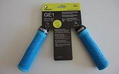 Ergon GE1 Griffe MTB Technical blau – Lock-On
