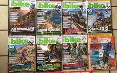 Delius Klasing Verlag Bike Zeitschriften 2014