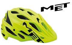 Met Helm MET Parabellum fluo yellow/black 54-58cm (M)