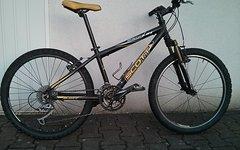 Scott Scale RC JR 24 schwarz/gelb