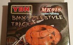 Yaban Singlespeed Kette MK918 1/2*1/8 Orange 102L