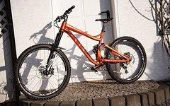 Conway WME 627 Factory Custom Komplettbike / Freeride