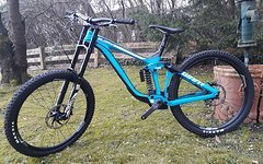 Giant Glory 0 Advanced L 2017 NEU Rahmen, Carbon, FAST Tuning