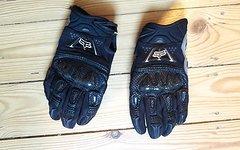 Fox Bomber DH-Handschuhe schwarz Gr. S