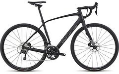Specialized DIVERGE COMP CARBON 2016 - satin carbon/gloss carbon