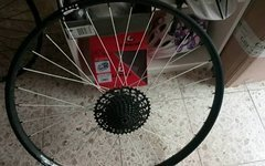 "NS Bikes Boost HR 29"", 148x12mm"
