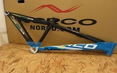 Norco Norco Rampage 6.1 Frame Kit 2014