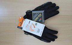 Ziener Winter Fahrradhandschuhe Größe 8 - Gore-Tex - Wasserdicht - UVP 75,95 - Neu - Handschuhe