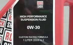 Rock Shox Suspension Oil 0W-30 Schmieröl Pike, Lyrik & Yari Gabelöl