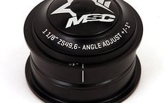 "Msc angle adjust head set +/-1º 1/8"" ZS49.6"