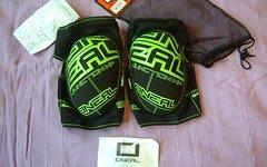 Oneal    Neu Neu Neu ! JUNCTION HP KneeGuard Gr. XL (neon green)