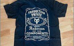 Production Privee T-Shirt Logo / Grösse M