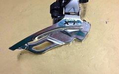 Shimano Deore XT FD-M771 Down-Swing Umwerfer 9-fach