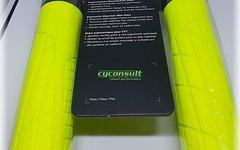 Ergon GA2 MTB Trail Schraub Griffe *Laser Lemon* (nicht slim!)