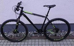 Cannondale Trail Hardtail XL 29 Zoll Mountainbike XT Deore Rock Shox