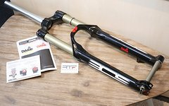 "BOS Deville TRC 3-Ways Federgabel 160mm / 27,5"" Black"