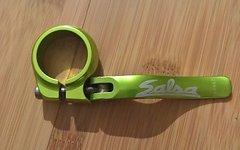 Salsa Flip Lock Sattelklemme Schnellspanner 30,6mm