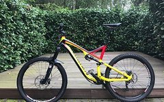 Specialized Stumpjumper Elite XL 2012
