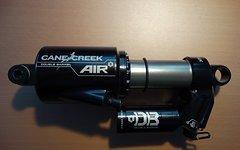 Cane Creek Double Barrel Air CS 200X57mm