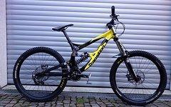 Transition Downhill Bike TR450 Size L