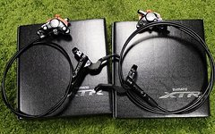 Shimano XTR Bremsenset BR-M9000 Magnesium NEU ++Sonderpreis++