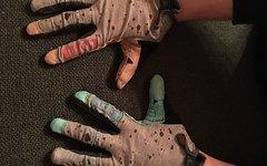 ION Path MTB Handschuhe XL