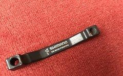Shimano 203mm Bremsscheibenadapter PM