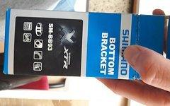 Shimano XTR SM - BB93 BSA Lagerschalen