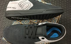 Five Ten Danny Macaskill #5286 NEU! Black/ Grey 45