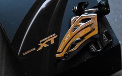 Shimano XT Umwerfer M8020 E-Type sideswing in OVP