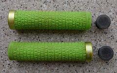 Salsa Backcountry LockOn-Griffe grün