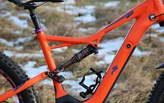 Specialized Turbo LEVO FSR Fattie Custom *Large*