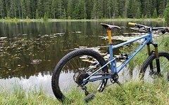 """Starling Cycles Swoop 27,5""""  Custom Stahlrahmen"""