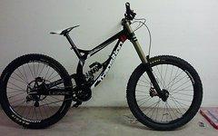 Transition TR450 Custombike, Downhill, BOS RaRe, CCDB, Saint, ........... TOP Ausstattung