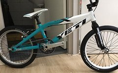 Yeti SuperX BMX von Jared Graves!