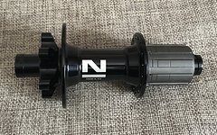 Novatec Boost 148x12 rear hub