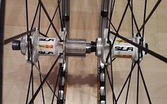 Mavic Crossmax SLR Laufradsatz 15mm X12 142mm weiß SSC TL tubeless