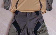 Oakley Shirt & Short Set Gr. XL
