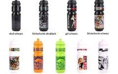 Riesel Design Trinkflasche 0,75l