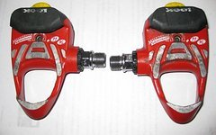 Look Racing PP 296 Pedal Look Schuhplatten neu Retro  Vintage