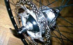 "DT Swiss Powertap Cycleops MTB Disc DT SWISS 26"""