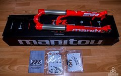 Manitou Mattoc Pro 160mm in kompletter 3M Folierung!