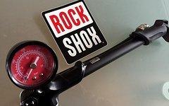 Rock Shox Gabel/ Dämpfer Pumpe Neu
