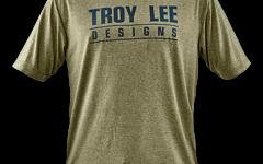 Troy Lee Designs Gr. XL JERSEY DUSTY GREEN