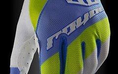 Royal Racing Victory Glove Blue/Yellow/White M